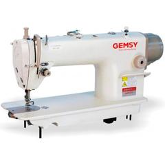 Фото: Одноигольная машина челночного стежка Gemsy GEM 8800 D