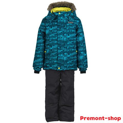 Комплект Premont Зима Университет Макгилла WP82214