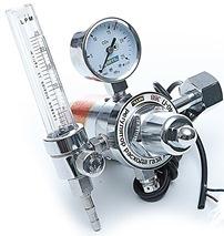 Регулятор расхода Ar/CO2 У30-АР40П-36 (с подогревателем)-латунь