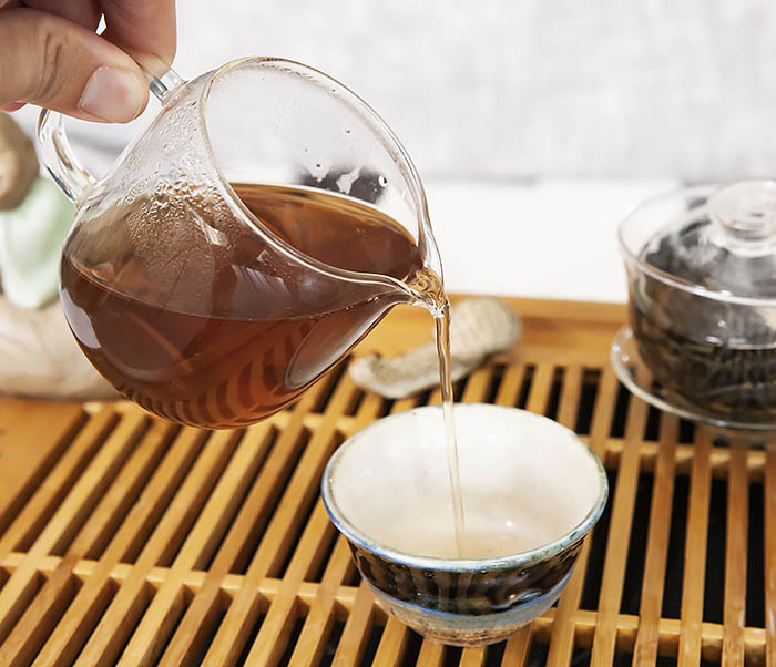 TEA-CH124 Китайский чай «Фиолетовый Шен Пуэр» (Цзы Цзюань, 50 гр) фото 14