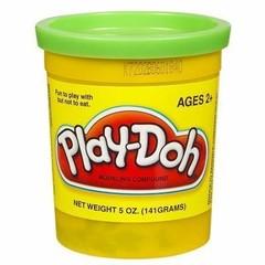 Hasbro Play Doh Пластилин в баночке (цвета в ассортименте)   (22573(22002))