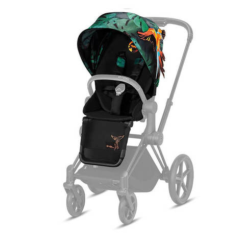 Набор Cybex Seat Pack Priam III FE Birds of Paradise