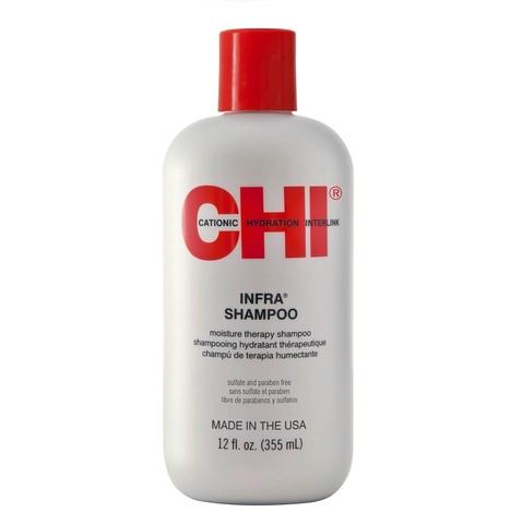 Шампунь увлажняющий и питательный CHI Infra Shampoo, 355 мл.