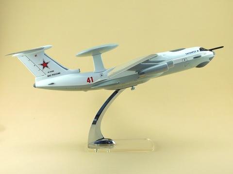 Модель самолета А-50 (М1:100, ВВС России, Таганрог)