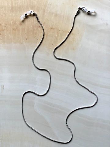 Цепочка для очков Элэджи, серебряный цвет