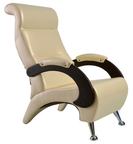 Кресло ГАРМОНИЯ (ИЛ-09-К Dondolo мод.9 Or.Perlam 106) жемчужный