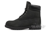 Женские Ботинки Timberland 6 Inch Premium Boot 10061 Waterproof Black (Осенние) Rust