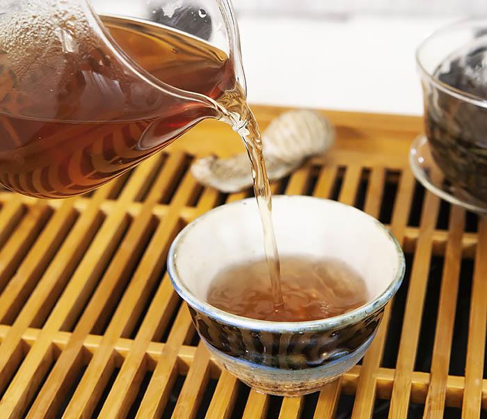 TEA-CH124 Китайский чай «Фиолетовый Шен Пуэр» (Цзы Цзюань, 50 гр) фото 15