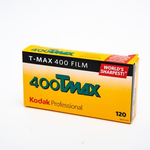 Фотопленка Kodak T-MAX 400/120 B&W