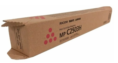 Картридж Ricoh MPC2503H M 841927 пурпурный