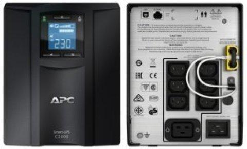 Источник бесперебойного питания SMC2000I APC Smart-UPS C 2000 ВА