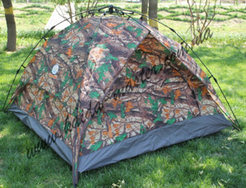 Палатка туристическая Kaida 1,5*2 м