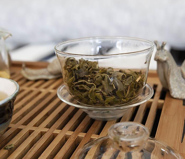 TEA-CH103 Зеленый чай «Изумрудные Спирали Весны» из Банна (Би Ло Чунь, 50 гр) фото 13