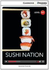 Sushi Nation Bk +Online Access