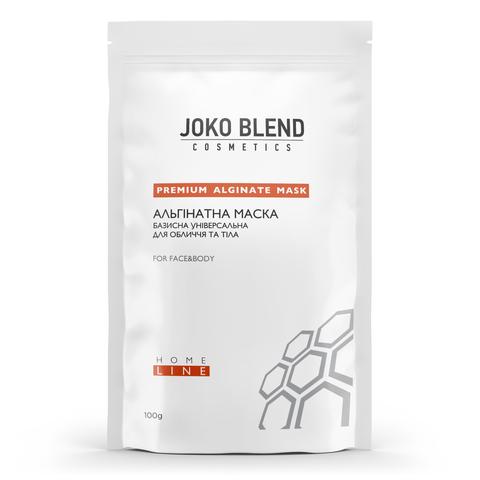 Альгінатна маска базисна універсальна для обличчя і тіла Joko Blend 100 г (1)