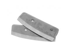 Ножи MORA ICE для ледобура Easy, Spiralen 200 мм (с болтами для крепления), 20584