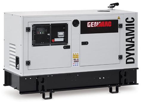 Дизельный генератор Genmac G20PS