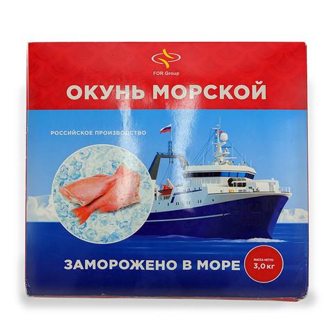 Морской окунь (150-300), 3 кг