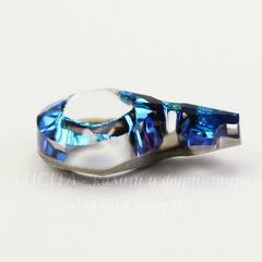 4876 Подвеска Сваровски Female Symbol Crystal Bermuda Blue (18х11,5 мм)