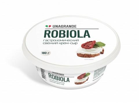 Сыр Робиола 65%, 180 г