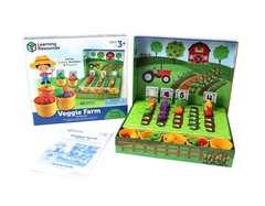 Выращиваем овощи, с карточками Learning Resources
