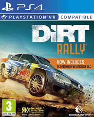 DiRT Rally PLUS PLAYSTATION VR