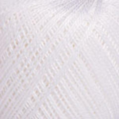 Пряжа Iris YarnArt 910 Белый