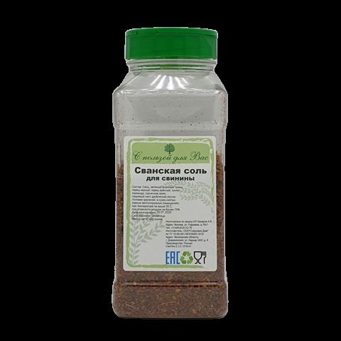 Сванская соль для свинины С ПОЛЬЗОЙ ДЛЯ ВАС, 450 гр
