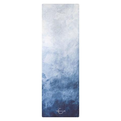Коврик для йоги Samudra 183*61*0,3 см из микрофибры и каучука