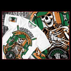 Футболка Hardcore Training Irish Fight белая