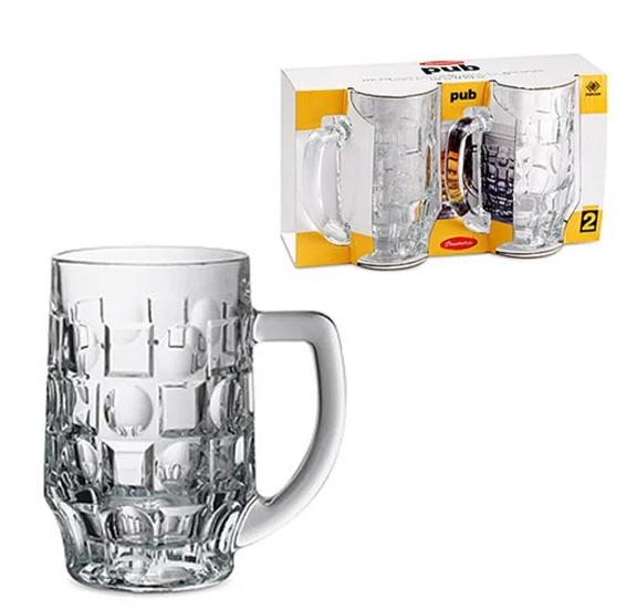 Кружки для пива Pasabahce Pub 500ml 2 шт. 55289-2