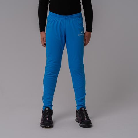 Разминочные брюки Nordski Jr.Pro rus подростковые