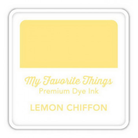 Чернильная подушечка My Favorite Things - LEMON CHIFFON