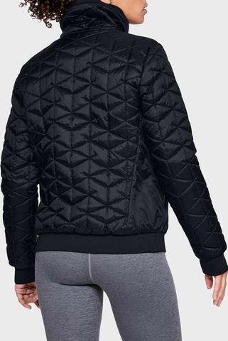 Женская черная куртка CG Reactor Performance Jacket Under Armour