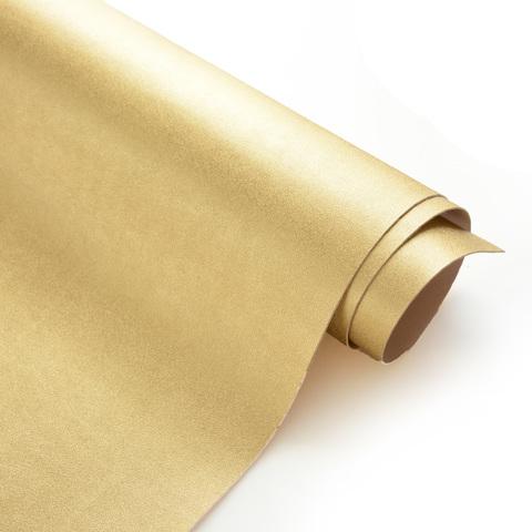Кожзам переплетный, с тиснением, золото