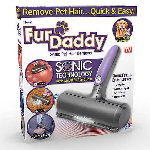 Щетка для удаления шерсти Fur Daddy