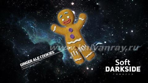 Darkside Soft Ginger Ale Cookies