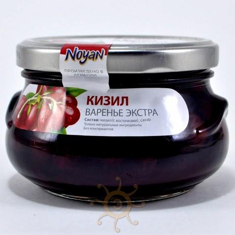 Варенье из кизила Noyan, 450г