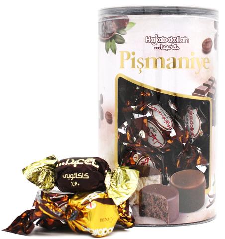 """Пишмание со вкусом горького шоколада, ванили и кофе """"Шоколадное ассорти"""", Hajabdollah, 200 г"""