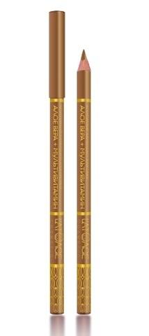 l`atuage Контурный карандаш для глаз №17 (золото)