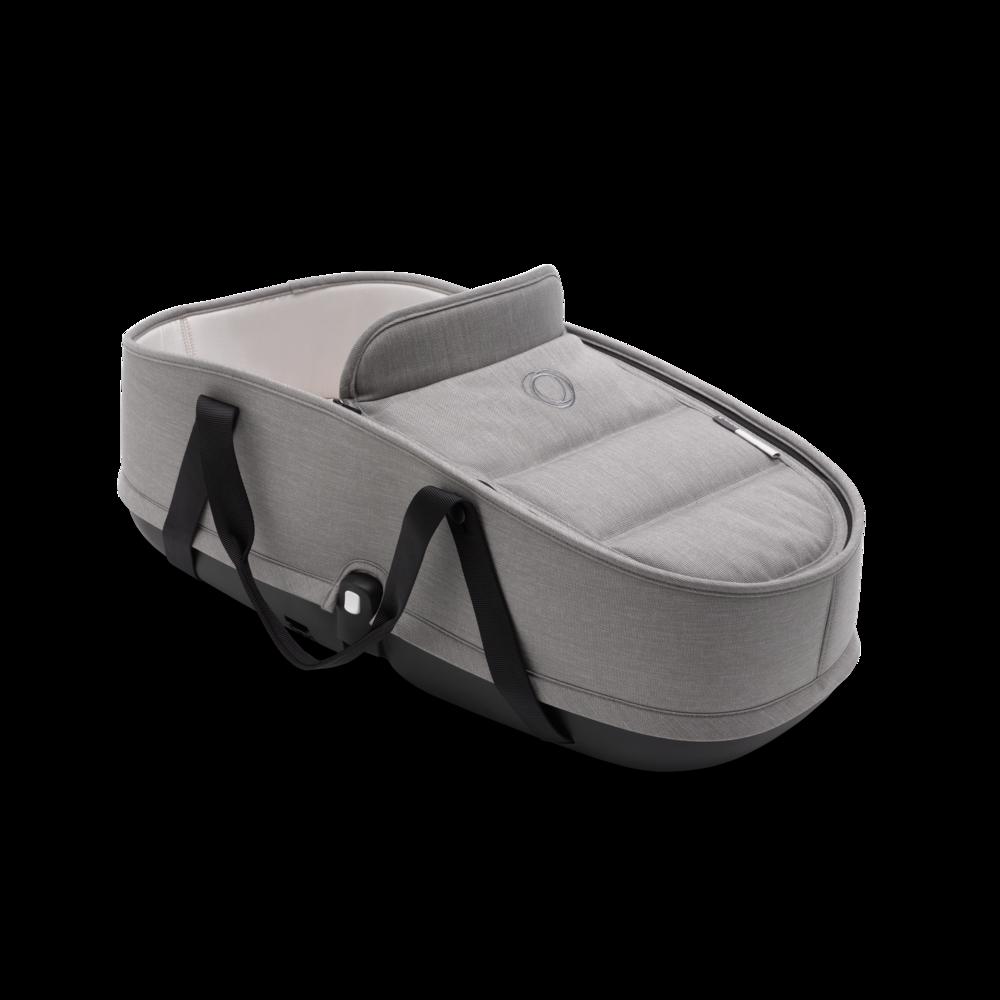 Люлька-переноска Bugaboo Bee5 bassinet complete Mineral Light Grey