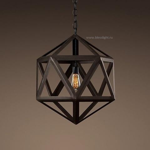 люстра Steel polyhedron 5018–D1