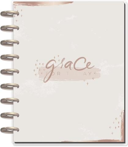 Планер The Happy Planer-Grace For Today - Classic Guided Journal - 19,5х24,5см
