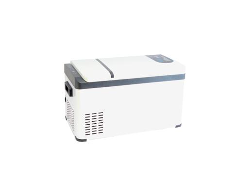 Компрессорный автохолодильник Libhof K-20 (12V/24V, 110V/220V опционально, 19л)