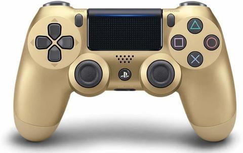 Геймпад Sony Dualshock 4 v2  (Gold, Золотой) (PS4)