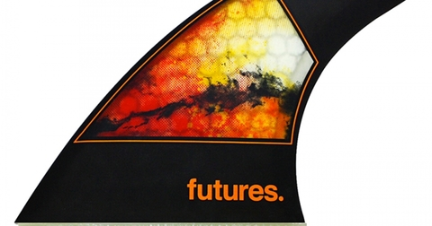 FUTURES Jordy Smith Honeycomb Thruster