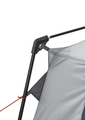 Туристический шатер TREK PLANET Rain Tent