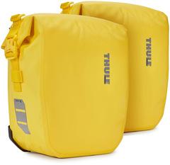 Велосипедные сумки на багажник Thule Shield Pannier 13L Yellow