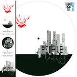 Air / People In The City (Limited Edition)(Picture Disc)(12' Vinyl Single)