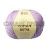 Пряжа Fibranatura Cotton Royal 18-704 (Лаванда)